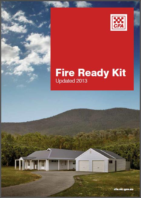 Fire Ready Kit