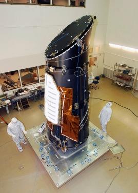 Figure 2: Kepler Space Telescope
